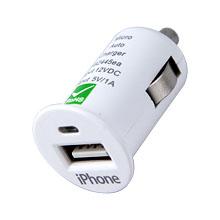 点击查看- iPhone车载充电器-大图!