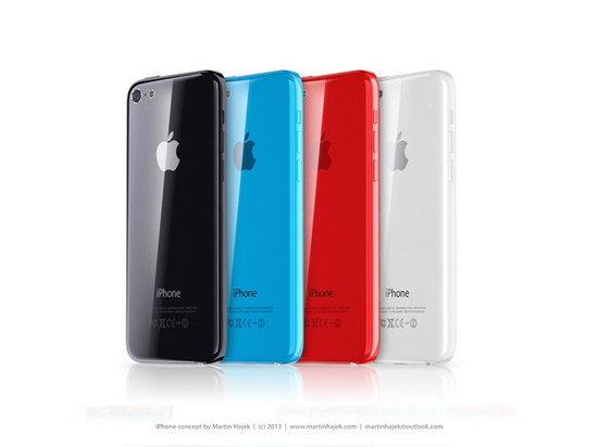 苹果iphone mini概念设计亮相 搭载ios7系统