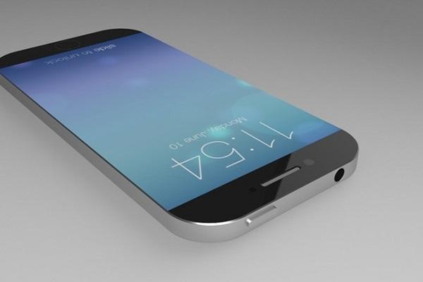 苹果iphone 6概念图欣赏:无边框设计