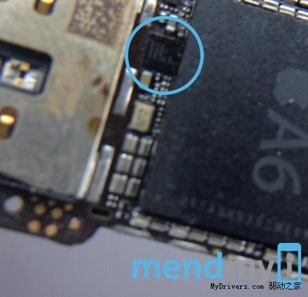 三星s6充电芯片电路图