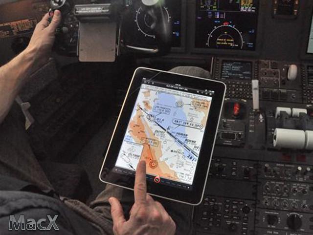 高空惊魂:副驾驶玩ipad 飞机下坠1500多米
