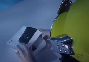 无惧水压 索尼Xperia Z3水底开箱