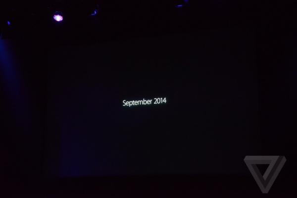 苹果ipad air/mini及mac新品发布会图片