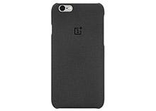 独特砂岩黑材质!一加出了一款iPhone手机壳