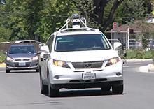Alphabet将与更多汽车厂商合作开发无人驾驶汽车技术