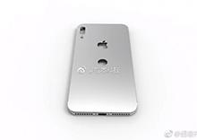 iPhone 8后壳最新泄露图:后置Touch ID?