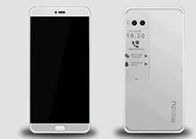 7月发的魅族Pro 7真机再曝光:双屏机身这样变化