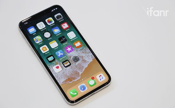 iPhoneX真机苹果:十试玩最贵的苹果年来-幻想总量怎样设置手机电池手机图片