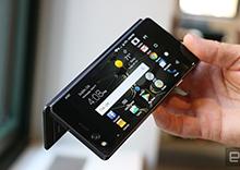 中兴出了个双屏折叠手机Axon M