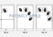 苹果还没有放弃?屏下指纹识别专利被曝光