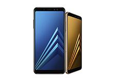 三星Galaxy A8与A8+ (2018)发布:搭载无边际屏幕与「前置」双相机