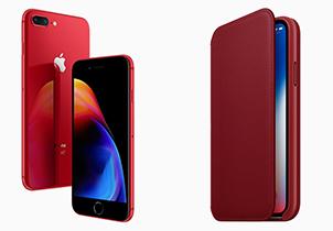 换上红衣的 iPhone 8 系列明天上市