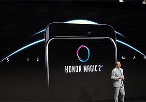 荣耀 Magic 2 确定 10 月 31 日发布