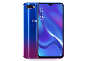 Oppo K1 是一款能在水滴屏上扫描指纹的平价机