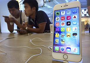 苹果将在中国推送软件更新以应对高通申请的禁售令