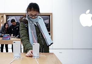 苹果在中国惨败给华为 国产机越来越优秀