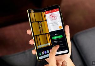 华尔街日报:三星因屏幕问题将延后推出 Galaxy Fold