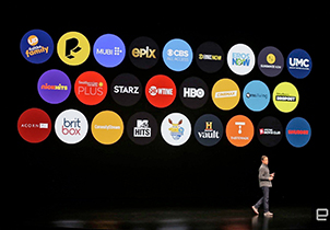 iOS 12.3 正式登场,这回的重点是新的 TV app