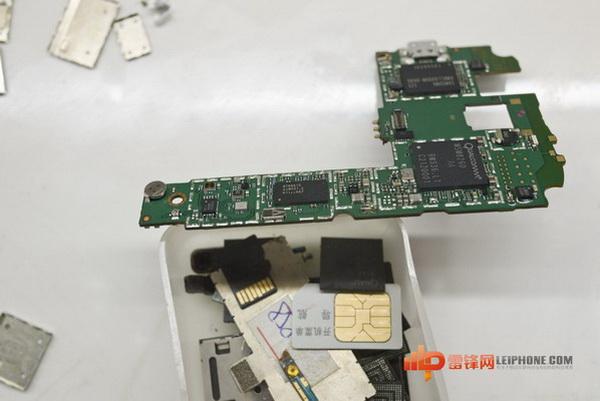 小米4c触摸ic主板电路图
