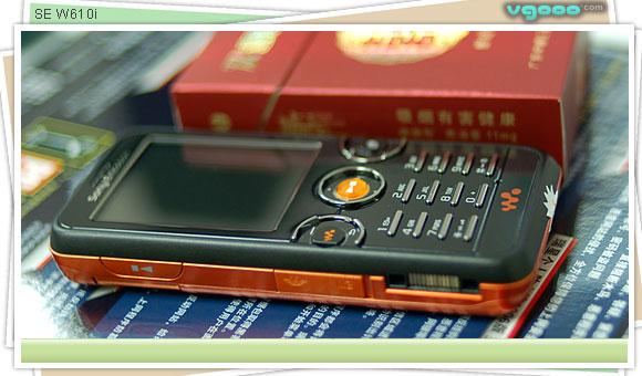 高阶/与高阶Walkman 相同的2.0 系统W610i 采用Walkman 2.0 播放...
